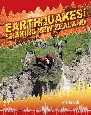 EARTHQUAKES! by Maria Gill image
