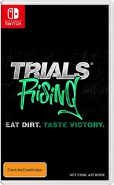 Trials Rising for Nintendo Switch