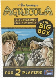 Agricola: All Creatures Big & Small - Big Box Edition