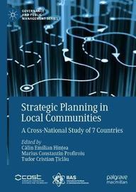 Strategic Planning in Local Communities