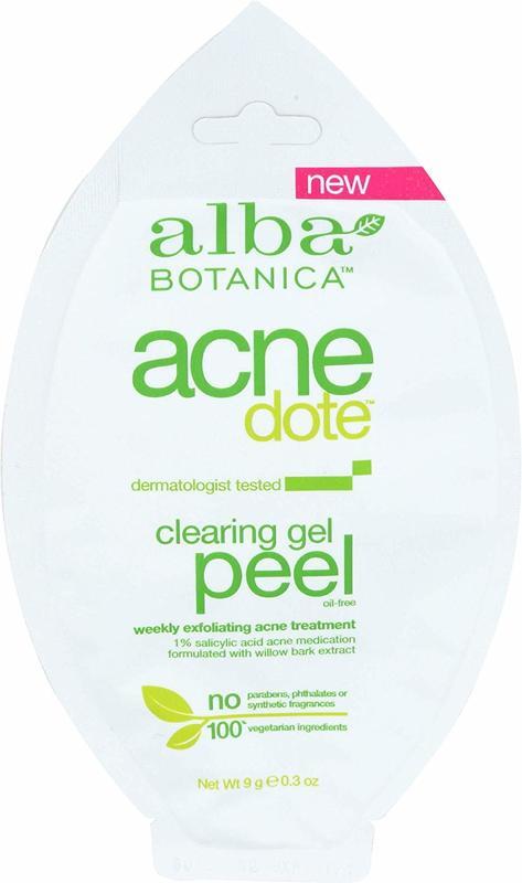 Alba Botanica - AcneDote - Clearing Gel Peel Mask (Single Mask)