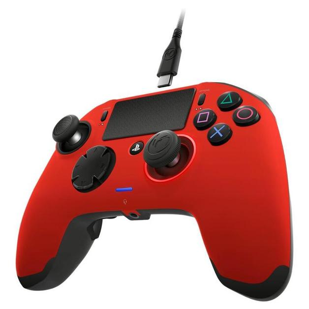 Nacon PS4 Revolution Pro Gaming Controller v2 - Red for PS4