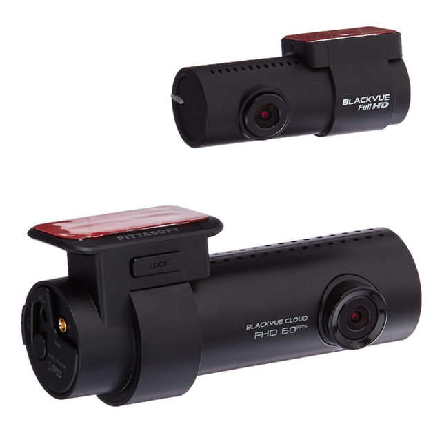 Black Vue: DR750S-2CH - Full HD Dashcam
