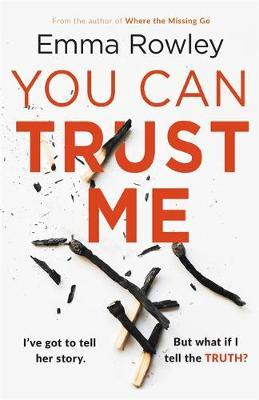 You Can Trust Me by Emma Rowley image