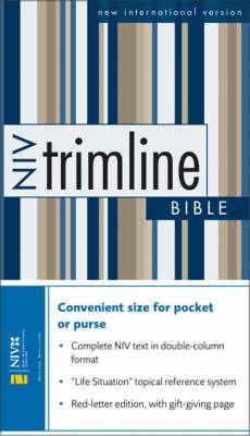 NIV Trimline Bible image