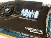 Sapphire Toxic HD3870 512MB GDDR4 PCI-E Dual DVI - Vapour Chamber Fan