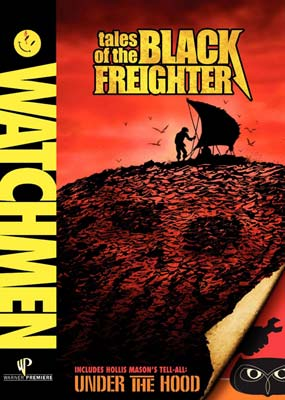 Watchmen Animated: Tales of the Black Freighter & Under the Hood on DVD image