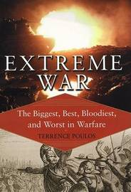 Extreme War by Terrence Poulos image