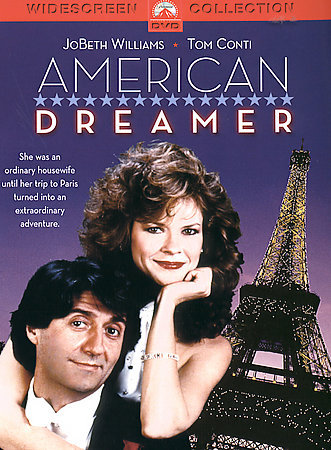 American Dreamer on DVD