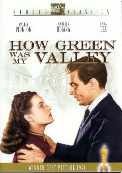 How Green Was My Valley on DVD