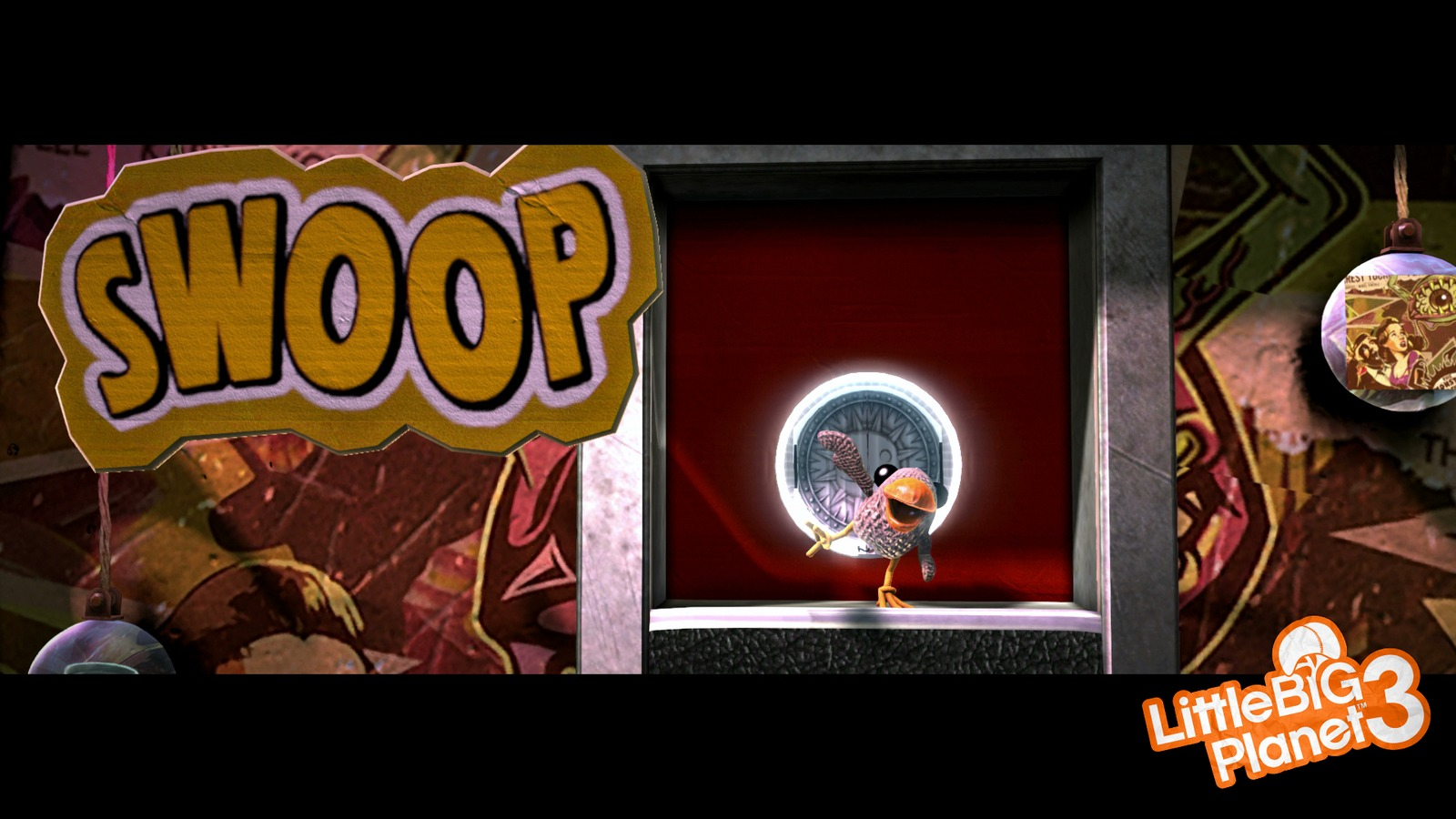 Littlebigplanet 3 Ps4 On Sale Now At Mighty Ape Nz Little Big Planet For Image