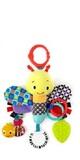 Bright Starts Sensory Developmental Plush Buddy the Bug