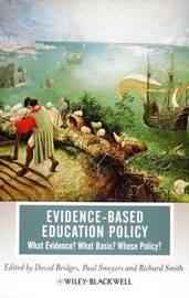 Evidence-Based Education Policy image