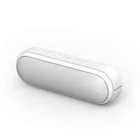 Ministry of Sound Audio S Portable Bluetooth Speaker (White)