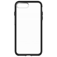 OtterBox Symmetry Clear Case for iPhone 7 & 8 Plus - Black