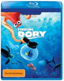 Finding Dory on Blu-ray