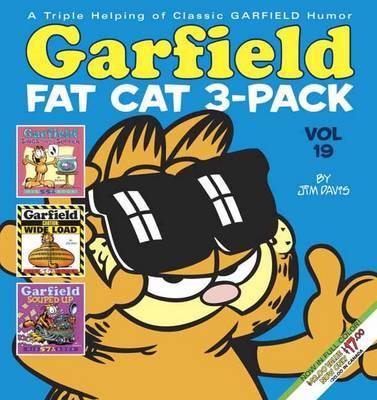Garfield Fat Cat 3-Pack #19 by Jim Davis
