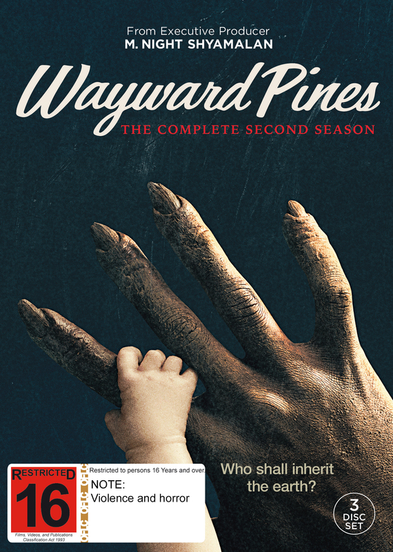 Wayward Pines - Season 2 on DVD