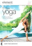 Element 5 Day Yoga on DVD