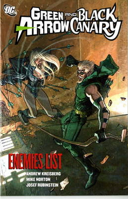 Green Arrow/Black Canary: v. 4 by Mike Norton image