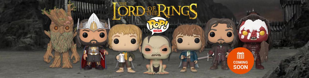 Lord of the Rings Pop! Vinyl