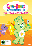 Care Bears: Adventures In Care-a-Lot - Volume 4: King of the Gobblebugs on DVD