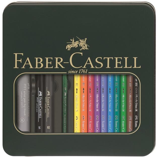 Faber-Castell: Albrecht Durer Mixed Media Set