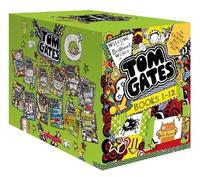 Welcome to the Brilliant World of Tom Gates Books 1-12 by Liz Pichon