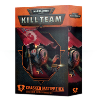 Warhammer 40,000: Kill Team Commander: Crasker Matterzhek