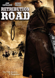 Retribution Road DVD image
