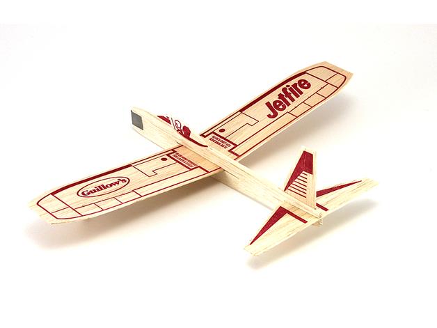 Guillow: #30 Jetfire Glider