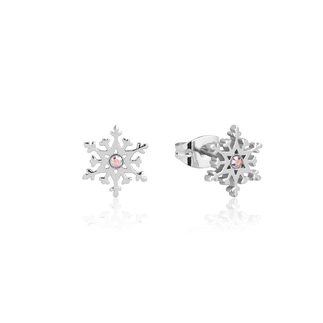 Couture Kingdom: Frozen II Snowflake Stud Earrings