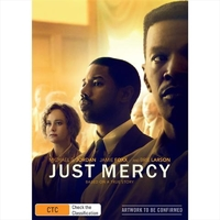 Just Mercy on DVD image
