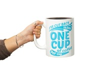 BigMouth: I've Cut Back to Just One Cup - Mega Mug