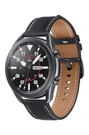 Samsung R840 Galaxy Watch 3 Stainless Steel 45mm - Mystic Black
