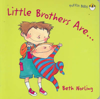 Little Brothers are... by Beth Norling image