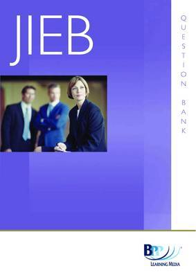JIEB - Administrations, CVAs and Receiverships: Question Bank by BPP Learning Media image