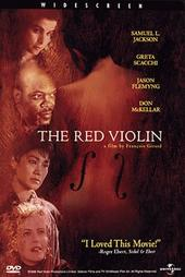 The Red Violin on DVD