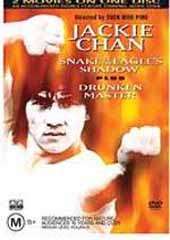 The Jackie Chan Collection on DVD