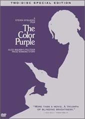 The Colour Purple on DVD