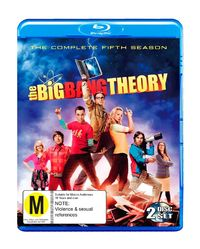 The Big Bang Theory - The Complete Fifth Season on Blu-ray