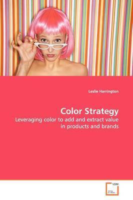 Color Strategy by Leslie Harrington