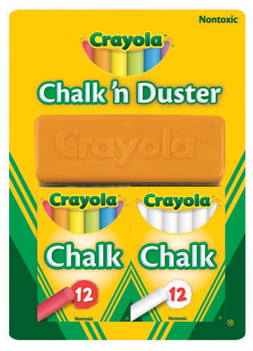 Chalk 'n' Duster - Crayola image