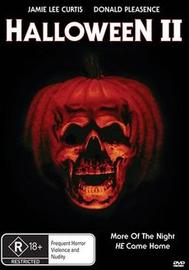 Halloween 2 on DVD