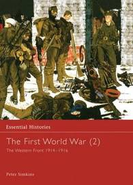 The First World War, Vol. 2 by Peter Simkins image