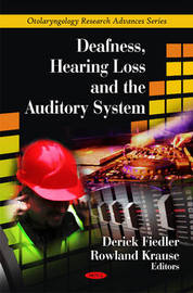 Deafness, Hearing Loss and the Auditory System image