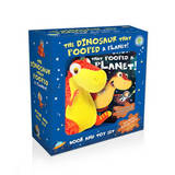 The Dinosaur That Pooped a Planet: Book & Toy Boxset by Dougie Poynter