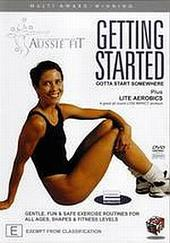 Aussie Fit - Getting Started on DVD