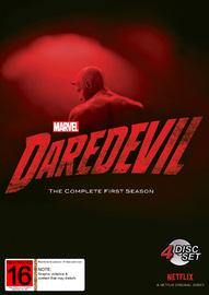 Daredevil - The Complete First Season on DVD