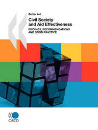 Better Aid Civil Society and Aid Effectiveness